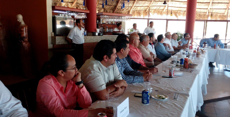 ADEPM and Antonio Echeverría candidato para gobernador de Nayarit