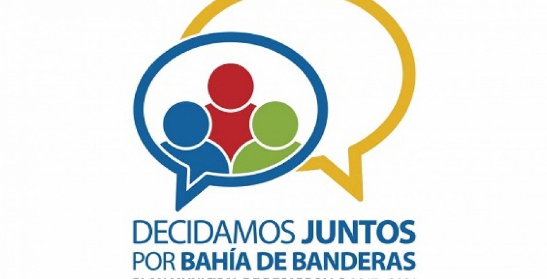 Logo Plan Municipal de Desarrollo 2017-2021 Bahía de Banderas