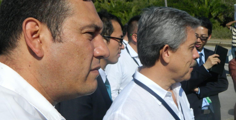 Inversión turística de China en México,