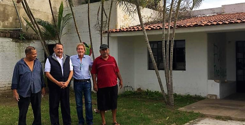 Rehabilitación en conjunto de estación de policía en Punta Mita