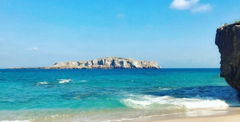 Cuidado de la calidad de agua de mar en Riviera Nayarit