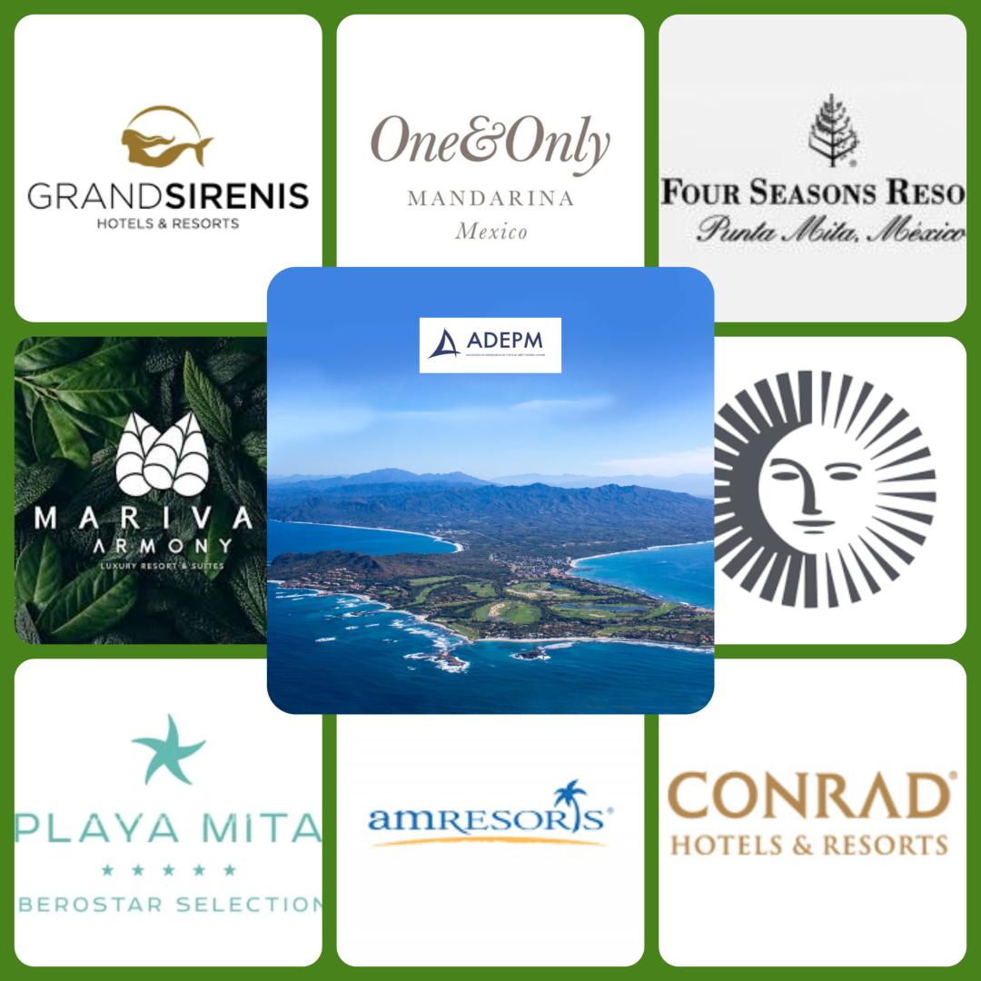 Cadenas hoteleras Riviera Nayarit