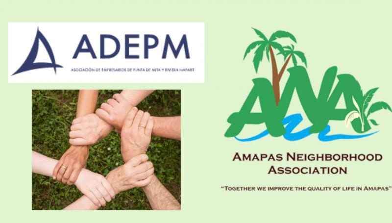 ADEPM y AMAPAS asociaciones de cuidado al desarrollo urbano